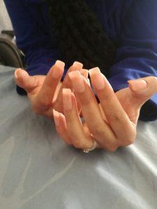 Комплект гел за нокти photo review