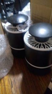 UV лампа срещу комари photo review