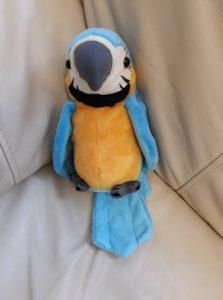 Говорещ папагал photo review