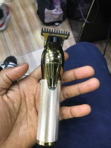 Професионална машинка за коса Gold Cut photo review