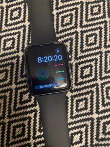 Smart Watch Black photo review