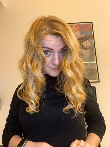 Безжична автоматична преса за къдрене на коса с керамично покритие X-CURLS photo review