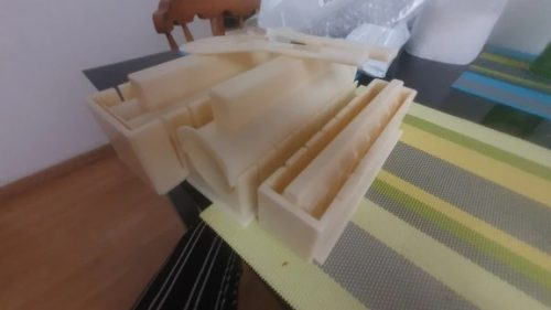 Сет за приготвяне на суши Sushichef photo review