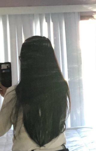 EASY HAIR GLAMGIRL удължители за по-дълга коса и увеличаване на обема photo review