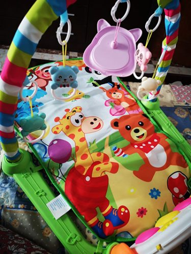 BabyMat постелка за игра photo review