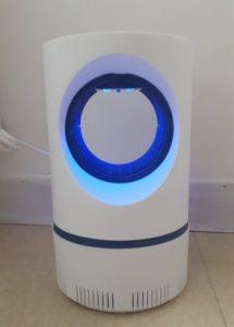 UV лампа против комари MosquitoLamp photo review