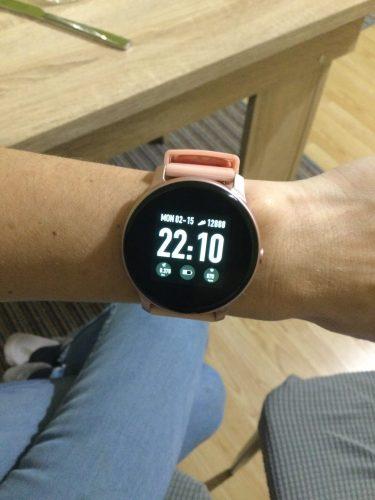 Елегантен спортен смарт часовник Timezy photo review