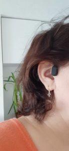 Безжични слушалки с технология за костна проводимост BoneBeat photo review